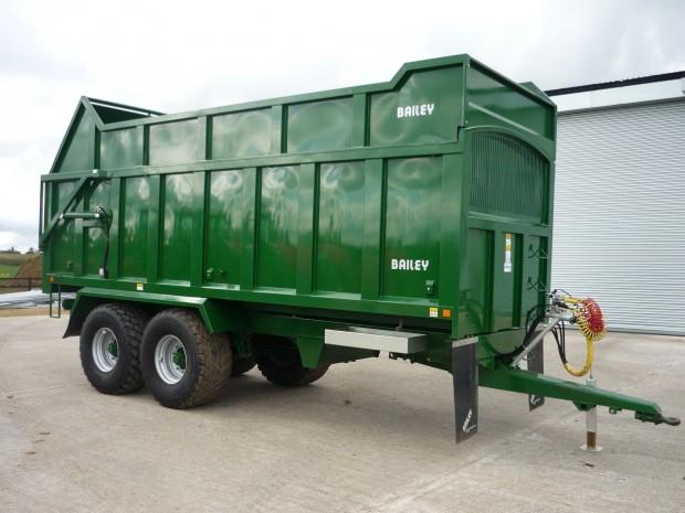 Bailey Tb 16 Ton Silage Trailer 2013 Parris Tractors Ltd