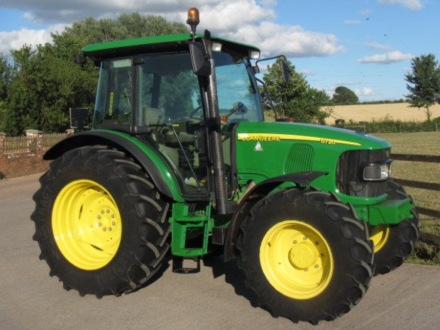 John Deere 5720 2006 4 314 Hrs Parris Tractors Ltd