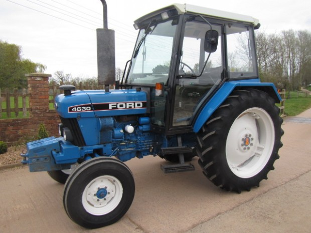 Ford 4630 Tractor Parts Diagram : Ford tractor new holland
