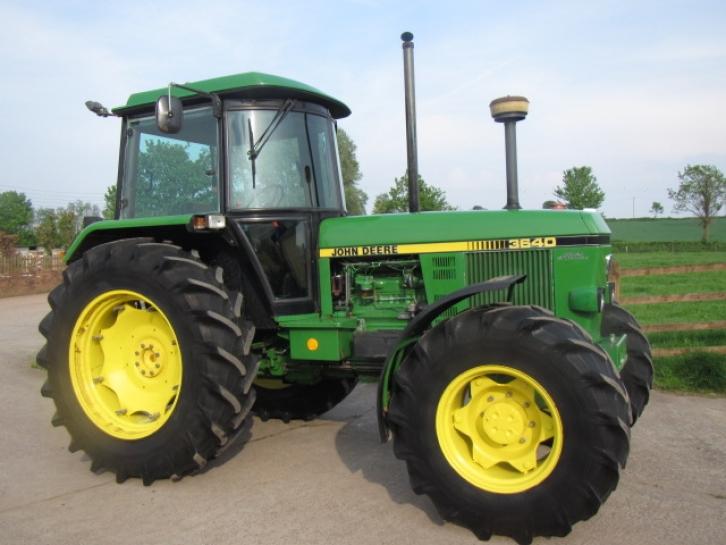 john deere 3640 1985 3 759 hrs parris tractors ltd