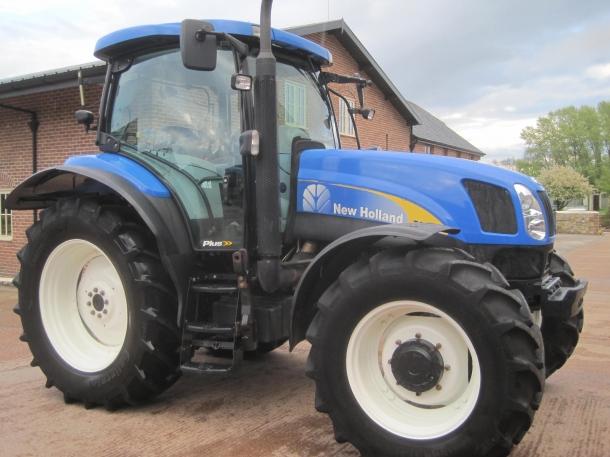 new holland t6030 plus 04 2008 4 020 hrs parris