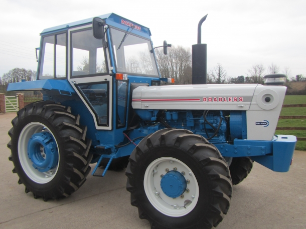 Transmission For Sale >> Roadless 118, 04/1978, 4,711 hrs | Parris Tractors Ltd